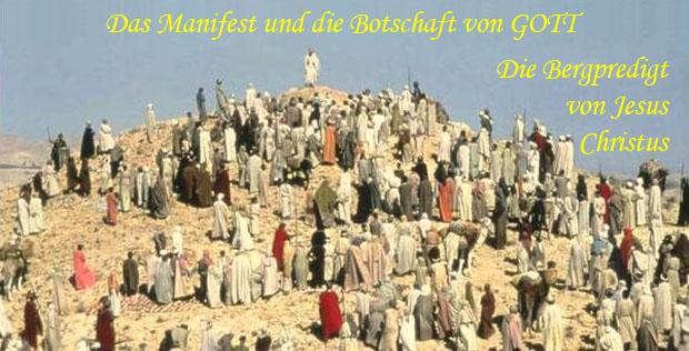Bergpredigt Text