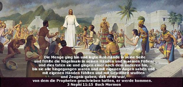 erinnerungen heilen jesus christus bezeugen